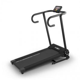Klarfit Pacemaker X1, bandă de alergare, 10 km/h, calculatorul de antrenament, negru