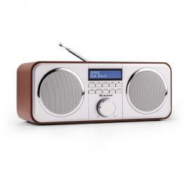 Auna Georgia DAB Radio DAB + FM presetate ceas AUX cireasa