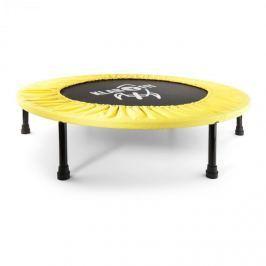 Klarfit Rocketbaby 3, galbenă, trambulină, spațiu pentru sărituri 96 cm