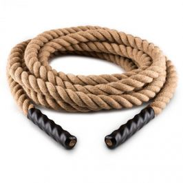 Capital Sports POWER ROPE, 9 M / CM 3.8, frânghie, cânepă