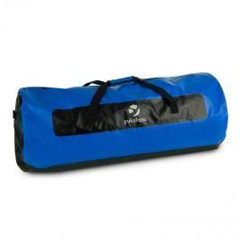 Yukatana Quintoni 120 Duffel Gym Bag 120 litri geanta impermeabila negru albastru