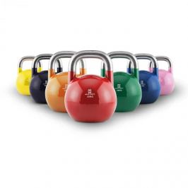 CAPITAL SPORTS Set complet, kettlebell competitiv, 7 x ganteră rotundă, oțel