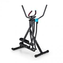 CAPITAL SPORTS Cross Walker Air-Walker X-Walker Cross Trainer, mișcare oscilatorie pe verticală și pe orizontală negru