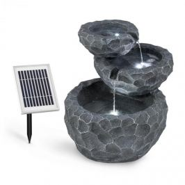 Blumfeldt Murach fântână arteziană,cu acumulator de funcționare, 2 kW, panou solar, 3 LED-uri