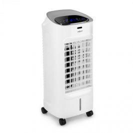 OneConcept Coolster, aparat de răcire a aerului, ventilator, ionizator, 65 W, 320 m³ H, rezervor de 4 L, alb
