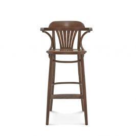 Scaun de lemn pentru bar Fameg Mathias