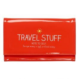 Portofel pentru documente Happy Jackson Travel Stuff