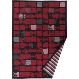 Covor reversibil Narma Telise, 160 x 230 cm, roșu