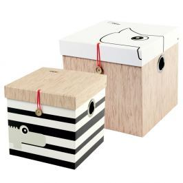 Set 2 cutii mari Done by Deer Square