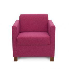 Fotoliu Softnord Topaz, roz - violet