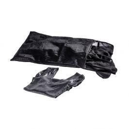 Săculeț pentru spălat Wenko Clearusa, negru