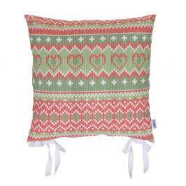 Pernă de scaun de Crăciun Apolena