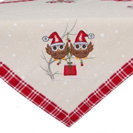 Față de masă Clayre & Eef Christmas Spirit, 85 x 85 cm
