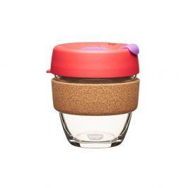 Cană de voiaj KeepCup Brew Cork Edition Sumac, 227 ml