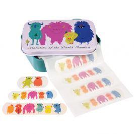 Plasturi în cutie Rex London Monsters Of The World