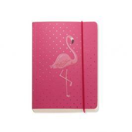 Agendă Go Stationery Flamingo Pink, A6