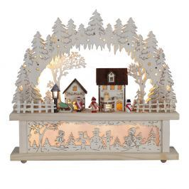 Decorațiune luminoasă decorativă Best Season Village Candle