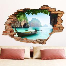 Autocolant Fanastick The Secret Islands View
