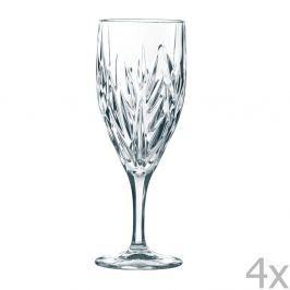 Set 4 pahare din cristal Nachtmann Imperial Iced