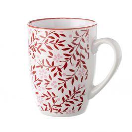 Cană Unimasa Redos, 375 ml, roșu-alb