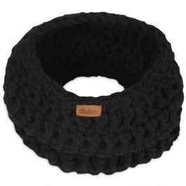 Eșarfă rotundă tricotată manual DOKE Sirius