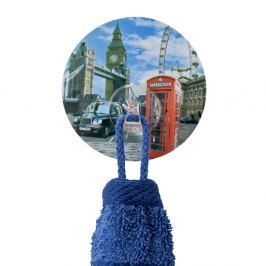 Cârlig autoadeziv Wenko Static-Loc London
