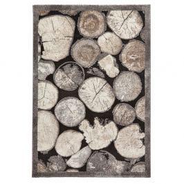 Covor Think Rugs Woodland, 120 x 170 cm, aspect lemn