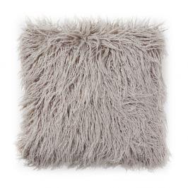 Pernă din blană artificială La Forma Brock, 45 x 45 cm