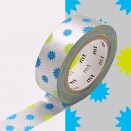 Bandă decorativă Washi MT Masking Tape Albertine, rolă 10 m