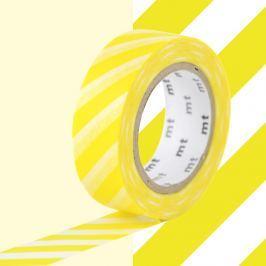 Bandă decorativă Washi MT Masking Tape Anselme, rolă 10 m