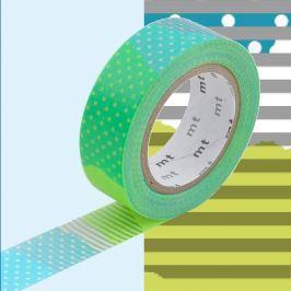 Bandă decorativă Washi MT Masking Tape Adelie, rolă 10 m