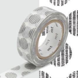 Bandă decorativă Washi MT Masking Tape Lucinde, rolă 10 m