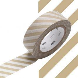 Bandă decorativă Washi MT Masking Tape Anastasie, rolă 10 m