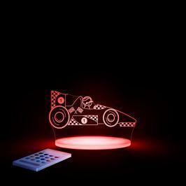Lampă de veghe cu LED pentru copii Aloka Race Ca