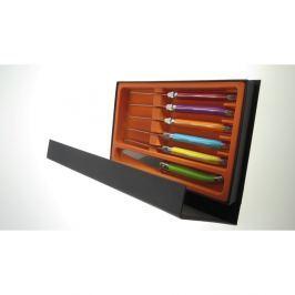 Set 6 cuție pentru friptură Steel Function Multi