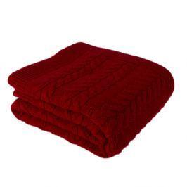 Cuvertură Homemania Tufalo, roșu, 130 x 170 cm