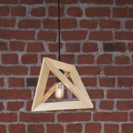 Lustră din lemn Homemania Geometry