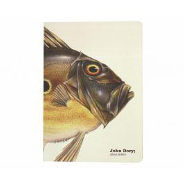 Agendă Gift Republic John Dory Fish, A5