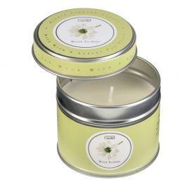 Lumânare parfumată în cutie Copenhagen Candles White Flowers, 32 ore