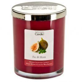 Lumânare parfumată Copenhagen Candles Fig & Herb, 40 ore