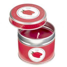 Lumânare parfumată în cutie Copenhagen Candles English Strawberry, 32 ore