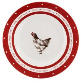 Farfurie Clayre & Eef Chicken, ⌀ 20 cm