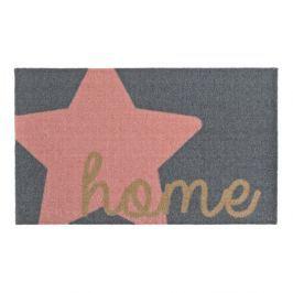 Preș Zala Living Design Star Home Grey Pink, 50 x 70 cm, gri roz