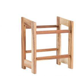 Suport din lemn pentru lădițe T&G Woodware Rustic