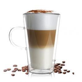 Pahar cu perete dublu Vialli Design Amo Latte, 320 ml