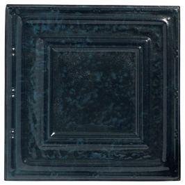 Placă decorativă Nordal Deco, albastru