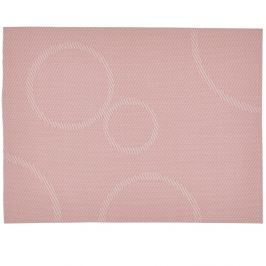 Suport pentru farfurie Zone Maruko, 40 x 30 cm, roz