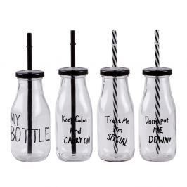 Set 4 sticle KJ Collection, 300 ml