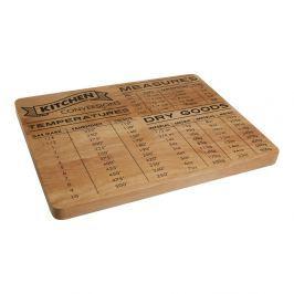 Tocător din lemn Premier Housewares Conversion, 35 x 27 cm