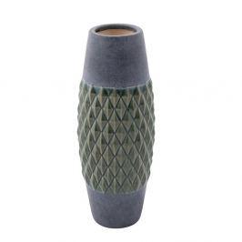 Vază din ceramică Zuiver Nito Moss, înălțime 35,5 cm